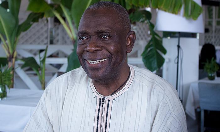 Amadou Sanneh