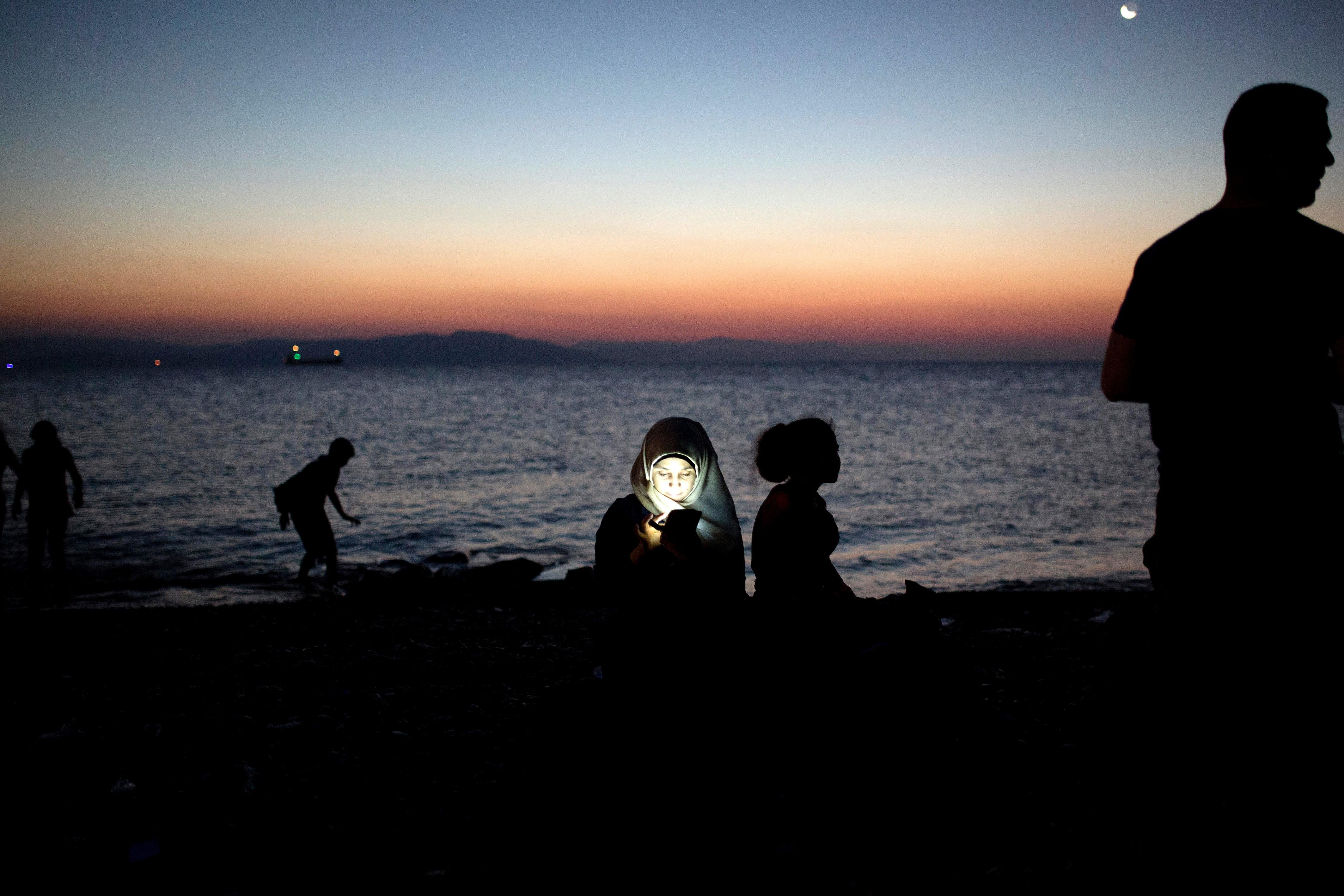 Greece: Refugee women speak out against violence, dangerous