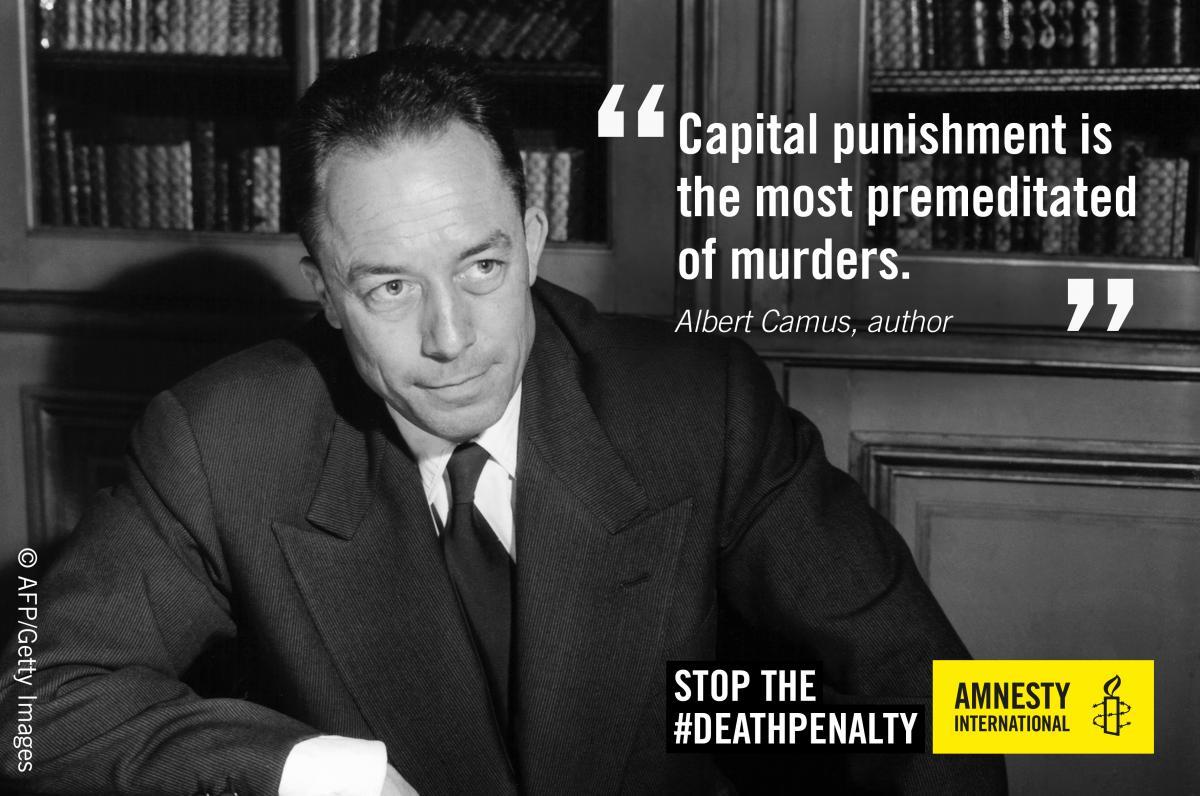 is capital punishment unconstitutional essay