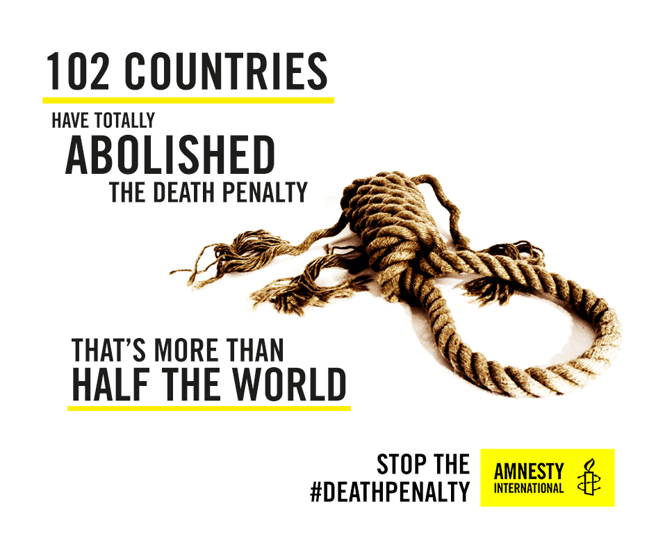 Death penalty 2016: Alarming surge in recorded executions