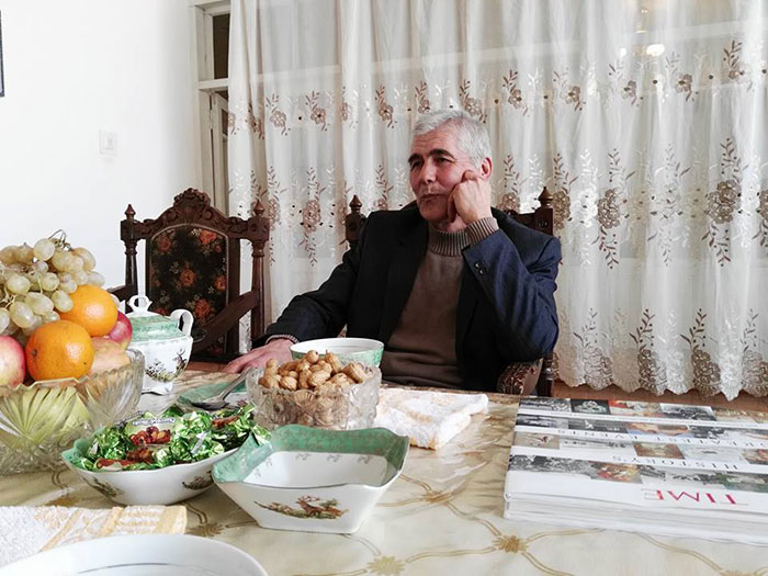 Muhammad Bekzhanov