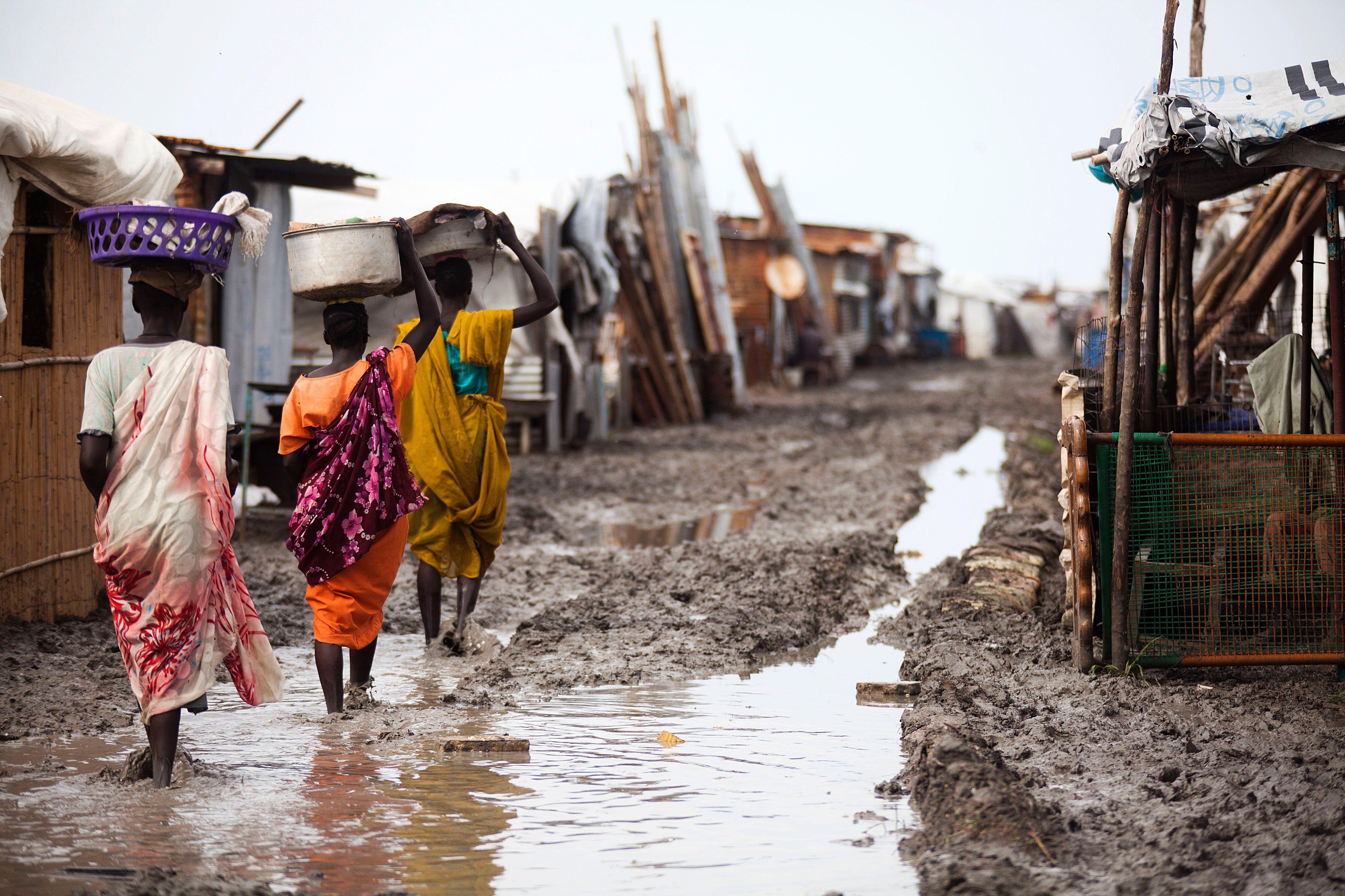 The Devastating Health Impact Of >> South Sudan Devastating Impact Of War On Mental Health Must Be