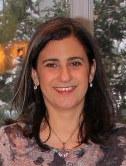 Portrait of Hala Al-Madi