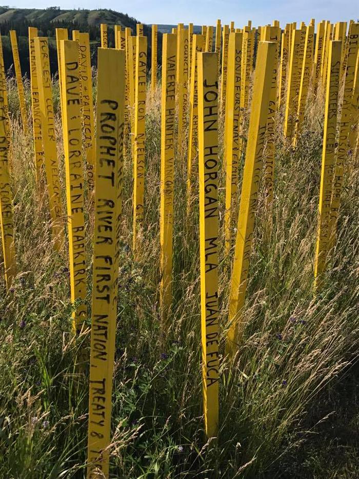 John Horgan's stake on the Boon farm