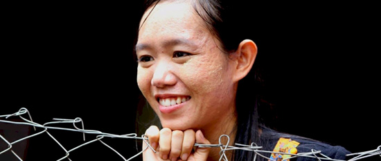 Almost 400,000 emails and letter and tweets for student Phyoe Phyoe Aung