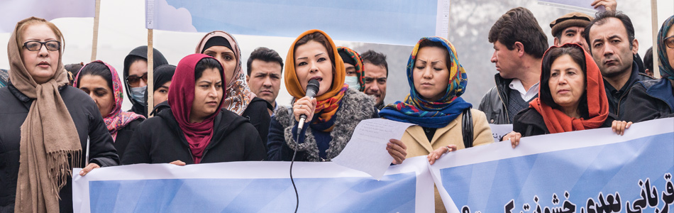 Afghanistan WHRDs