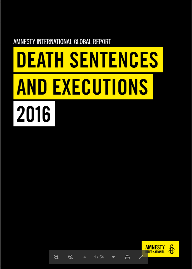 death penalty mush be abolish in The ai also argues that death penalty is a revengeful and an inhumane punishment which must be completely abolished from the justice system of a country practicing the democratic system of governance.