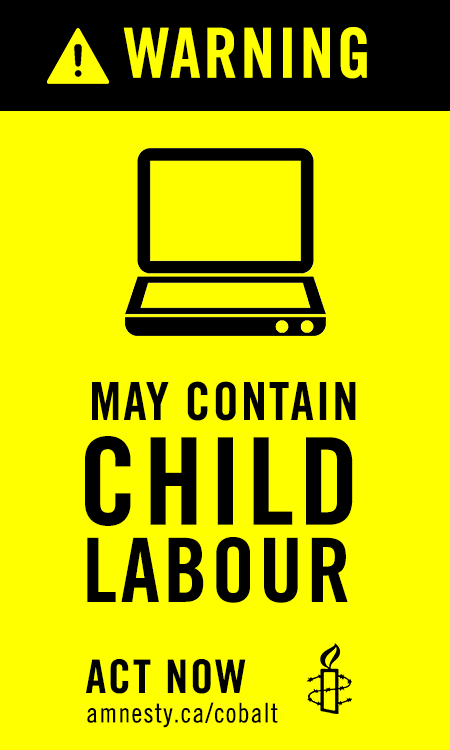 Stop Child Labour in Supply Chains | Amnesty International