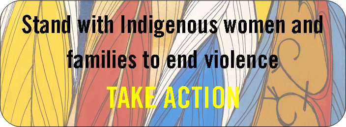 No More Stolen Sisters Amnesty International Canada