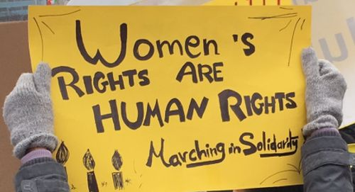 womens right to work Labor rights and women's rights are inherently entwined with the international attention focused on the garment industry in south asia right now, an industry comrpised primarily of female.