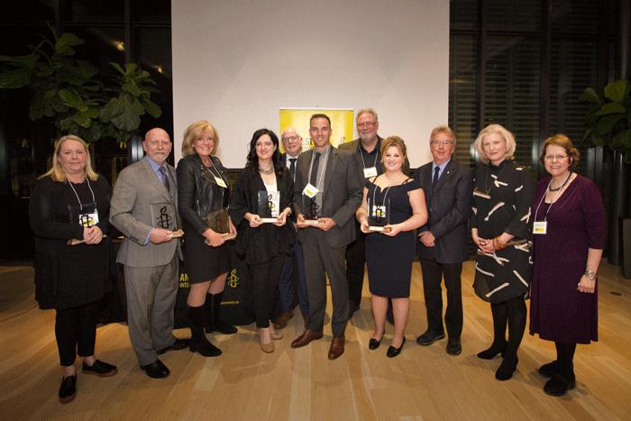 2017 Amnesty Media Award Winners