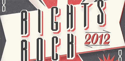 Rights Rock 2012: Vancouver